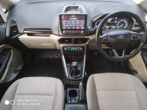 Used 2015 Ford EcoSport 1.5 Petrol Titanium MT in New Delhi