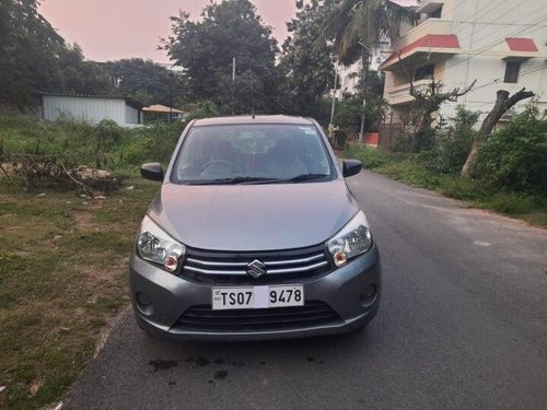 2017 Maruti Suzuki Celerio VXI MT for sale in Hyderabad