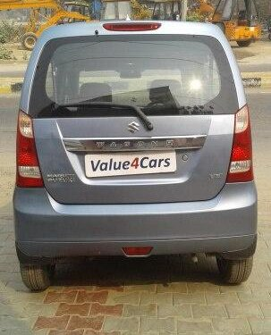 2011 Maruti Suzuki Wagon R AMT VXI AT in Gurgaon-1