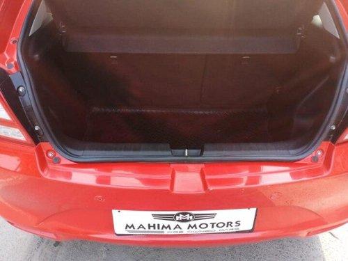 Maruti Suzuki Baleno Alpha 2018 AT for sale in New Delhi