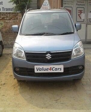 2011 Maruti Suzuki Wagon R AMT VXI AT in Gurgaon-3