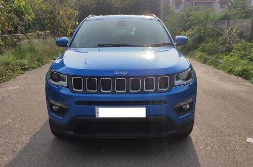 2017 Jeep Compass 2.0 Longitude MT in Bangalore