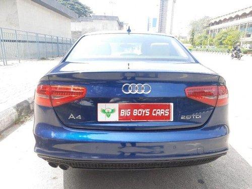 2014 Audi A4 2.0 TDI 177 Bhp Premium Plus AT in Bangalore