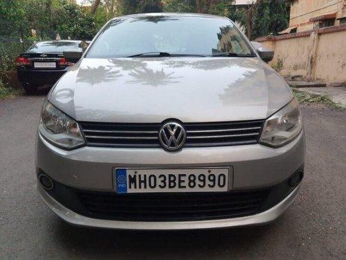2012 Volkswagen Vento 1.6 Comfortline MT in Mumbai