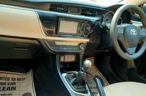Used 2014 Toyota Corolla Altis D-4D G MT for sale in New Delhi