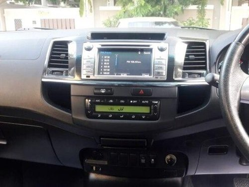 2015 Toyota Fortuner 4x4 AT for sale in Coimbatore