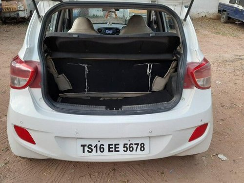 Hyundai Grand i10 CRDi Sportz 2015 MT for sale in Hyderabad