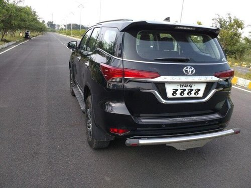2019 Toyota Fortuner 2.8 2WD MT for sale in Hyderabad