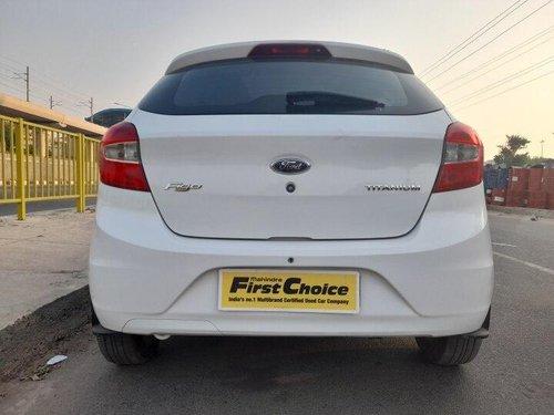 2015 Ford Figo 1.2P Titanium MT for sale in Faridabad