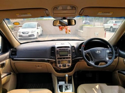 Used 2012 Hyundai Santa Fe 4WD AT for sale in New Delhi