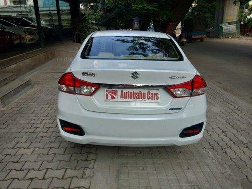 2016 Maruti Suzuki Ciaz MT for sale in Bangalore