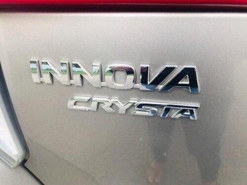 2019 Toyota Innova Crysta 2.4 VX MT for sale in Ahmedabad