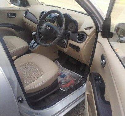 2010 Hyundai i10 Sportz 1.2 AT for sale in Mumbai