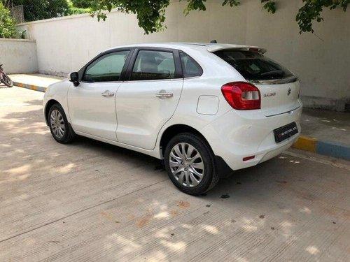 2017 Maruti Suzuki Baleno Zeta AT for sale in Ahmedabad