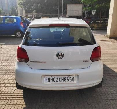 2012 Volkswagen Polo 1.0 MPI Comfortline MT for sale in Mumbai