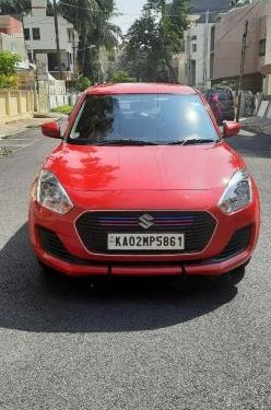 Used 2019 Maruti Suzuki Swift LXI MT for sale in Bangalore-9