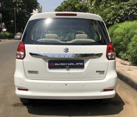 Maruti Ertiga SHVS VDI 2016 MT for sale in Ahmedabad