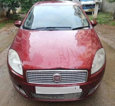 2010 Fiat Linea Emotion MT for sale in Hyderabad