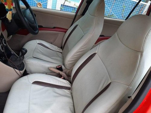 Hyundai i10 Magna 2008 MT for sale in Hyderabad