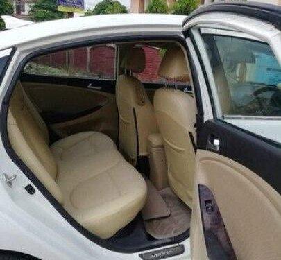 Used 2015 Hyundai Verna MT for sale in New Delhi