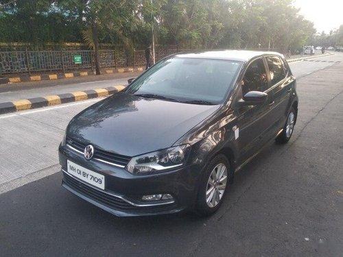 2015 Volkswagen Polo GT TSI BSIV AT in Mumbai
