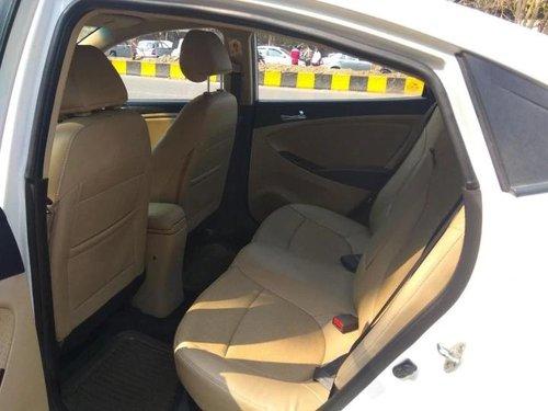 2014 Hyundai Verna 1.6 CRDI SX Option AT in Mumbai