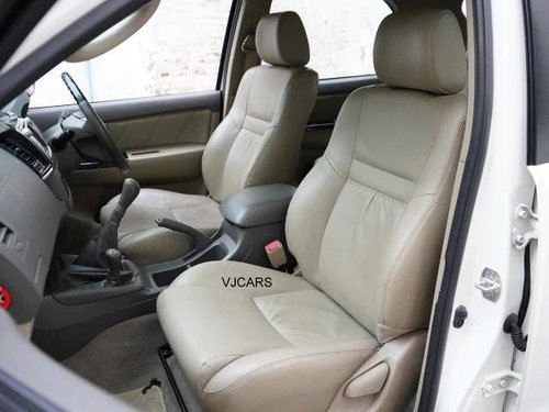 2012 Toyota Fortuner 4x4 MT for sale in Chennai