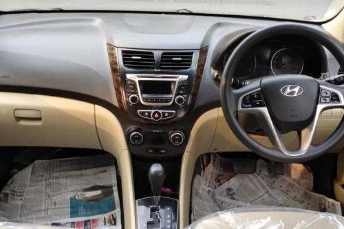 2017 Hyundai Verna 1.6 VTVT S AT for sale in New Delhi