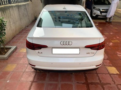 2017 Audi A4 35 TDI Technology AT in Mumbai
