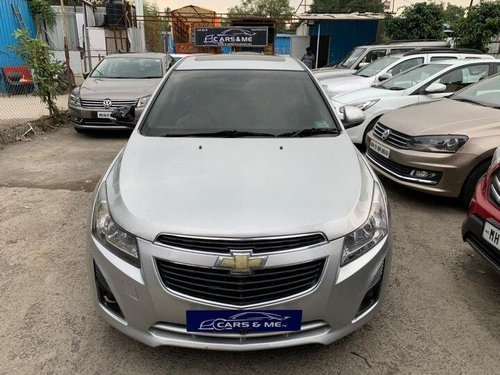 2015 Chevrolet Cruze LTZ MT for sale in Pune