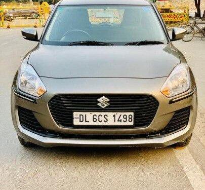 Used 2019 Maruti Suzuki Swift VXI MT for sale in New Delhi