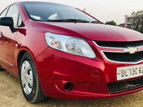 Used 2013 Chevrolet Sail 1.2 LS ABS MT for sale in New Delhi