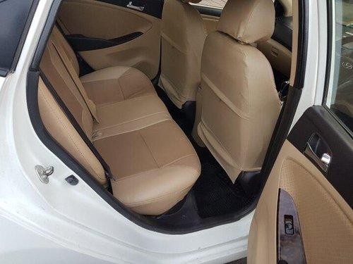 2012 Hyundai Verna 1.6 SX CRDI (O) AT in Mumbai