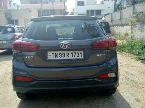 2019 Hyundai Elite i20 Sportz Plus CVT BSIV AT in Coimbatore