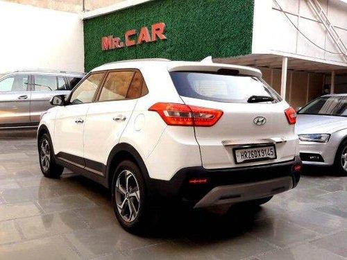 Used 2019 Hyundai Creta AT for sale in New Delhi