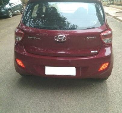 Used 2016 Hyundai Grand i10 Sportz MT for sale in Bangalore