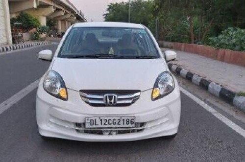 2014 Honda Amaze SX i DTEC MT in New Delhi