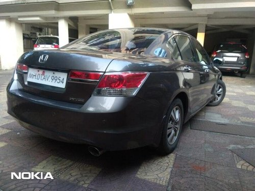 2011 Honda Accord 2.4 Elegance A/T in Mumbai