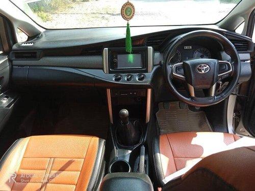 2017 Toyota Innova Crysta 2.4 GX MT in Indore