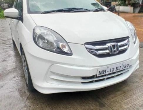 2013 Honda Amaze S Diesel MT for sale in Pune