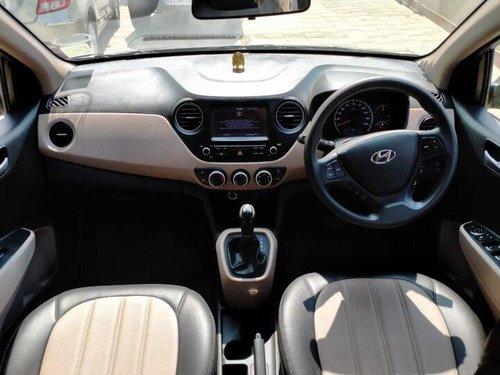 2017 Hyundai Grand i10 1.2 Kappa Sportz Option AT in Bangalore