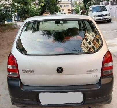 Maruti Alto LXi BSIII 2009 MT for sale in Hyderabad