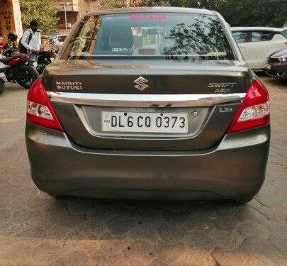 Maruti Suzuki Swift Dzire 2016 MT for sale in New Delhi