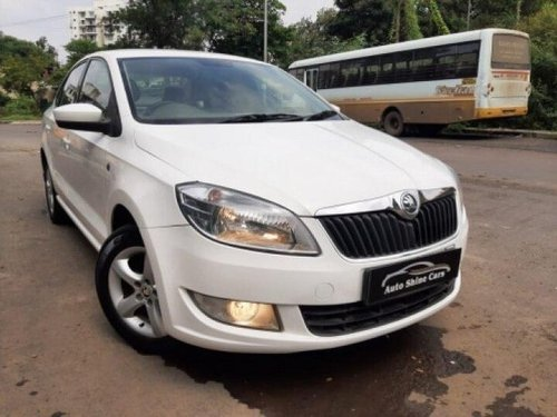 Used 2016 Skoda Rapid 1.5 TDI Active MT in Pune