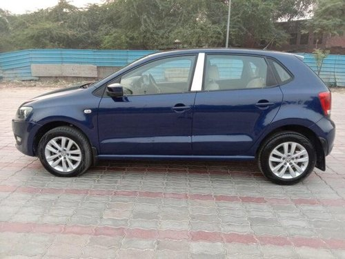 2013 Volkswagen Polo Diesel Highline 1.2L MT for sale in New Delhi