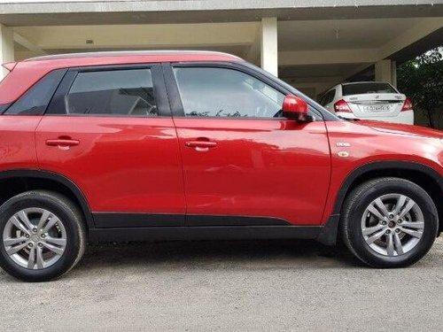 2016 Maruti Suzuki Vitara Brezza ZDi MT for sale in Ahmedabad