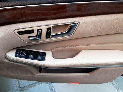 2013 Mercedes Benz E Class AT for sale in New Delhi