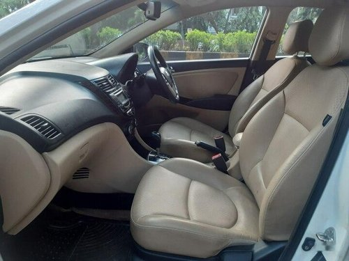 2012 Hyundai Verna 1.6 SX VTVT AT for sale in Mumbai