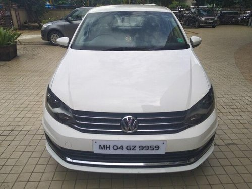 2015 Volkswagen Vento 1.5 TDI Highline MT for sale in Mumbai