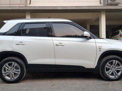 2017 Maruti Suzuki Vitara Brezza ZDi MT for sale in Ahmedabad